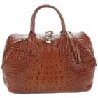Retro väskor, rosa väska